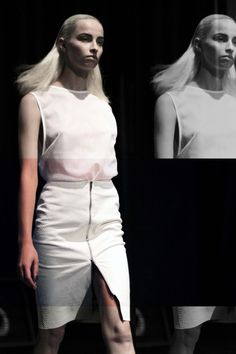 New blog post: photos from @KAHLO Collections SS13/14 show at Sydney Fashion Week