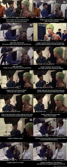 When FTISLAND interview each other XD Talking about nonsense! | allkpop Meme Center