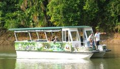 COSTA RICA: Cano Negro Boat Tour (discounts available through www.puravidaeh.ca)