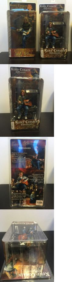 Music 175691: Neca Kurt Cobain Figure Set -> BUY IT NOW ONLY: $180 on eBay!