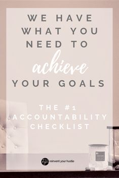 The # 1 accountability checklist to achieving your goals. Be more accountable to your goals, download it today to start achieving positive results #results #goals #entrepreneur #accountable #productivity #motivation #goalsetting #entrepreneurship #dreams #lifehacks #hustle #checklist #freebie