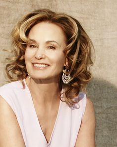 Jessica Lange is absolutely gorgeous! I would have never guessed she's 63