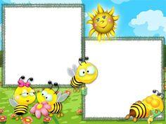 Book Wallpaper, Kids Wallpaper, Diy Paper, Paper Crafts, Kindergarten Interior, Boarders And Frames, Paper Fish, Doodle Frames, School Frame