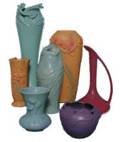 Van Briggle Pottery, established in 1899, is one of the oldest active art potteries in the United States. Founded by Artus Van Briggle, of Holland Dutch descent, Van Briggle Pottery has been considered one of the great American art potteries for over a century.