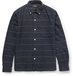 Beams Plus - Checked Cotton Shirt | MR PORTER