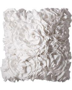 Xhilaration Xhilaration® Jersey Ruffle Decorative Pillow from Target | Shop Parents.com