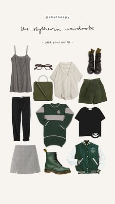 Harry potter outfits, harry potter aesthetic и harry potter style. Harry Potter Mode, Estilo Harry Potter, Harry Potter Style, Harry Potter Outfits, Harry Potter Fashion, Fandom Outfits, Aesthetic Fashion, Aesthetic Clothes, Styles Harry