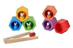 Pracowite pszczółki w ulu – zabawa zręcznościowa, Plan Toys | Gry drewniane, zabawy w domu i w plenerze \ Zabawy zręcznościowe, zabawki zręcznościowe Zabawki edukacyjne i rozwojowe \ Zabawki motoryczne | MaxiZabawa.pl