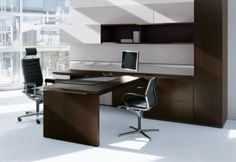 Elegant and Excellent Home Office Decoration Idea With Smart Modular Desk