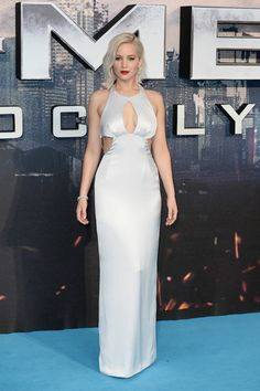 Jennifer Lawrence Now - Red Carpet Flashback - Then & Now - Photos