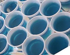 BLUE HAWIIAN Berry Blue Jello Malibu rum Blue curacao ½ cup pineapple juice can be substituted for some of the boiling water Lemon Vodka, Lemon Jello, Blue Jello Shots, Jello Pudding Shots, Alcoholic Drinks, Beverages, Cocktails, Jello Shot Recipes, Blue Drinks