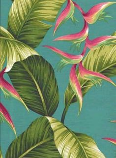 lule is a cotton poplin Hawaiian fabric with a aqua background. Add Discount code: in comment box at check out for off sub total at Motif Tropical, Tropical Design, Tropical Pattern, Tropical Birds, Tropical Flowers, Tropical Prints, Motif Vintage, Vintage Patterns, Vintage Style