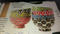 Mixe bowls