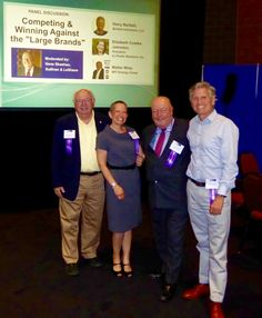 Hear about a panel discuss on small business internet marketing that Harry took part in.