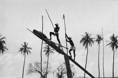 INDIA. Tamil Nadu. 1950.© Henri Cartier-Bresson