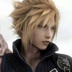 Cloud Strife, Advent Children