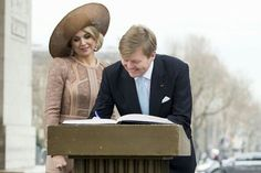 Queen Maxima & King Willem-Alexander.