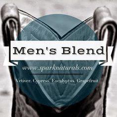 Spark Naturals Blog: Men's Blend