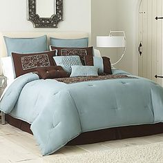 Barini 10-Piece Comforter Set - jcpenney