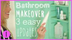 HOW TO: Eliminate Common Bathroom Eyesores (SPRING CLEANING!)