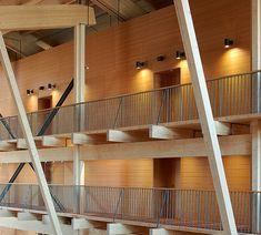 About glulam - Swedish Wood