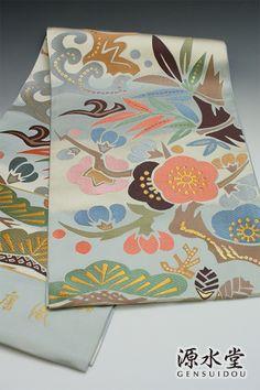 Japanese Obi (sash) for kimono