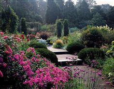 A Celebrated New York Garden: Wave Hill