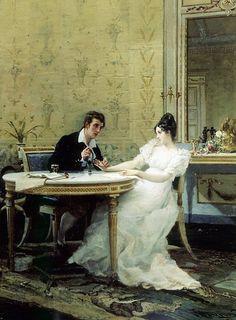 Francesco Didioni (1839-1895) - Fascination