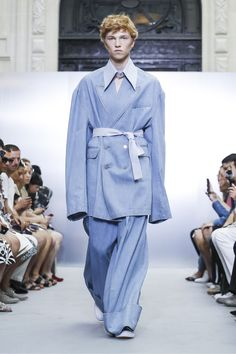 Sean Suen Fashion Show Menswear Spring Summer 2018 Collection in Paris