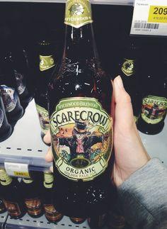Органическое пугало :) Подтверждено экомаркировкой «Евролист» на обратной стороне бутылки.