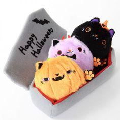 Halloween Neko-dango - Tokyo Otaku Mode