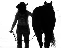 Cowgirl 8x12 signed photo 11x14 mat Rodeo horse farm country ranch feminine western texas equestrian prairie silhouette on Etsy, $32.00
