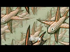 The Mathematical Art Of M.C. Escher video...you can pause video and explain what has happened or what is to come if it is on a level higher than your students.