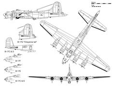 Aircraft Blueprints - Download free blueprint for 3D modeling