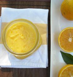 orange curd, curd, Fresh from Florida, Citrus recipes, Florida Oranges Lemon Curd Tart, Lemon Curd Recipe, Pudding Desserts, Dessert Recipes, Dessert Sauces, Sweet Desserts, Appetizer Recipes, How To Make Orange, Citrus Recipes