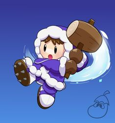 Ice Climber, Climbers, Sonic The Hedgehog, Nintendo, Pokemon, Video Games, Fictional Characters, Videogames, Video Game