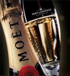 Moet & Chandon - a regular in my life!