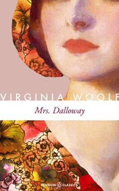 My favourite author has to be Virginia Woolf. My favourite novel by Virginia Woolf has to be 'Mrs Dalloway'. I Love Books, Great Books, Books To Read, My Books, Roman, Great Novels, Virginia Woolf, Lectures, Book Design