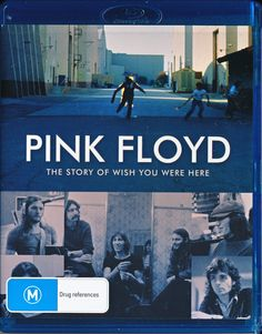 Pink Floyd The Story of Wish You Were Here bluray edition. Totally worth buying a bluray player for.