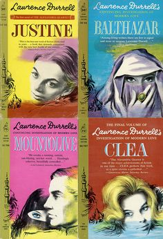 Lawrence Durrell The Alexandria Quartet