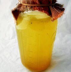 Turmeric Lime Soda (cultured)