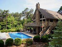 Large Hilltop Hocking Hills Lodge Rental - VRBO
