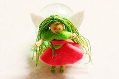 How To: Make a Tiny Fairy Doll