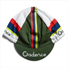 Cadence | Conqueror Cycling Caps 2015 | GIRPATEN BIKE WORKS