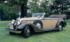 Like the original Maybach, German Horch automobiles (1899-1940) carried impeccable refinement and groundbreaking... - Car and Driver