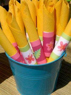 Serina on to Middle School Celebration | CatchMyParty.com