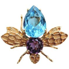 Blue Topaz & Amethys beauty bling jewelry fashion