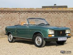 Peugeot  304 S Cabriolet 1974 Vintage, Classic and Old Cars photo