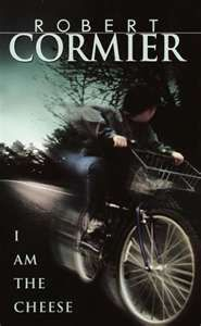 I Am The Cheese by Robert Cormier...I really like this book because it has three different styles.