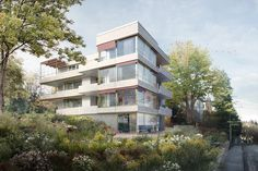 Housing project Zurich / Meier Hug